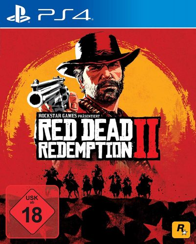Red Dead Redemption 2 voor Playstation 4/Xbox One voor €24