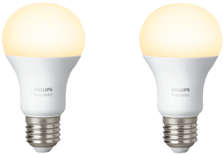Philips Hue White E27 – Duopack voor €26