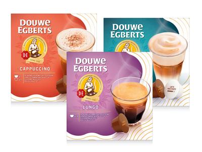 Douwe Egberts koffiecapsules 3 pakken met 7 stuks voor €7,99