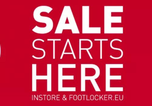 Tot 80% Korting bij Footlocker (Kleding vanaf €2,99!)