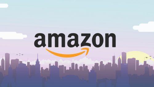 €5 Korting op artikelen die worden verkocht door Amazon