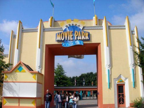 Tickets Moviepark Germany voor de laagste prijs. Koop voor €25