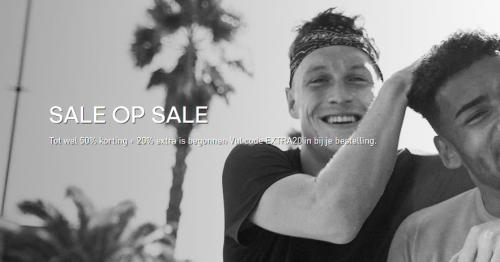 20% Extra Korting op de sale bij Adidas door kortingscode