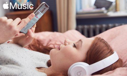 GRATIS Apple Music voor 3 maanden via Groupon
