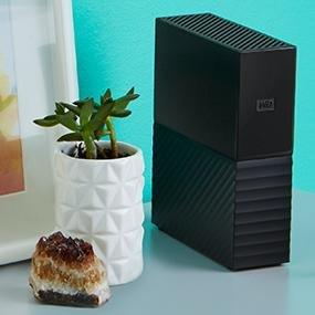 Western Digital My Book – 8 TB voor €135