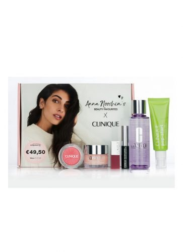 Clinique Anna Nooshin's Favourites box voor €19,80