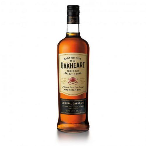 Bacardi Oakhaert 150 cl kruidige rum voor €19,99
