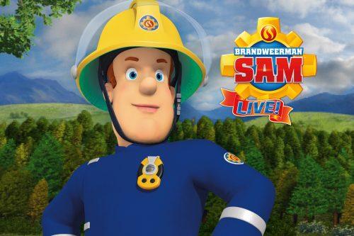 Brandweerman Sam Live met korting bekijken voor €10