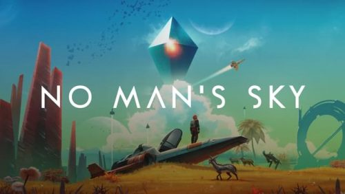 No Man's Sky op Steam voor €17,19