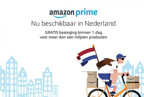 Probeer Amazon Prime voor 30 dagen gratis tijdens de Prime Days