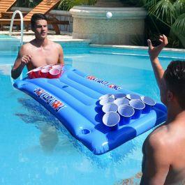 Beerpong drankspel – Luchtbed versie voor €14,95