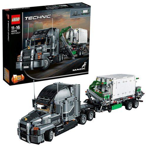 LEGO Technic Mack Anthem – 42078 voor €107,98