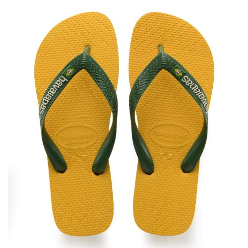 Slippers Brazil Logo H by Havaianas voor €9,49