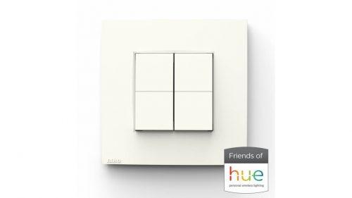 Niko Dimschakelaar Voor Philips Hue – Intense White voor €44,96