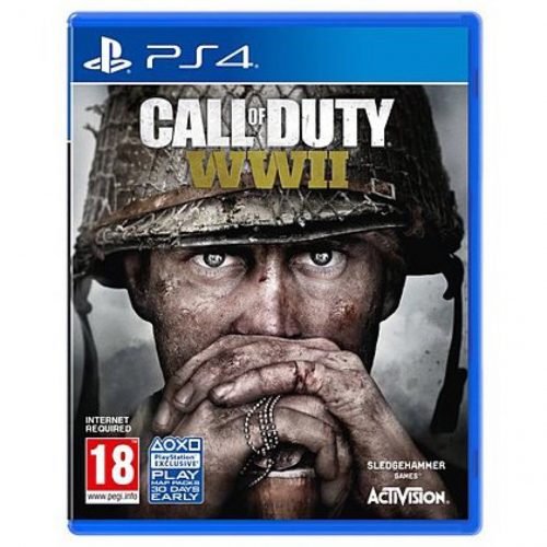 Call of Duty: WWII voor Playstation 4 voor €14,98