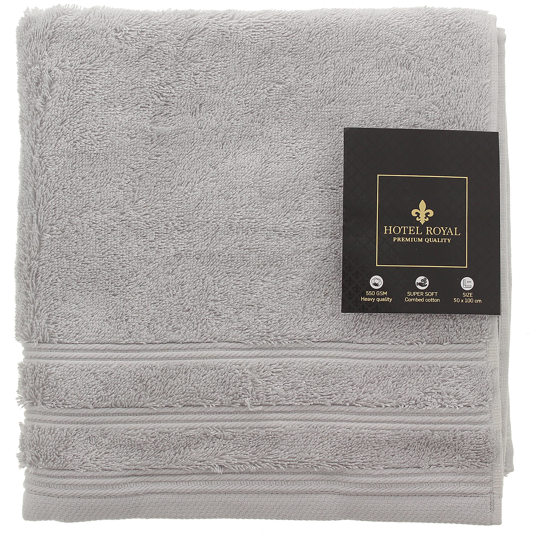 Hotel Royal luxe baddoek 50 x 100 cm voor €2,99