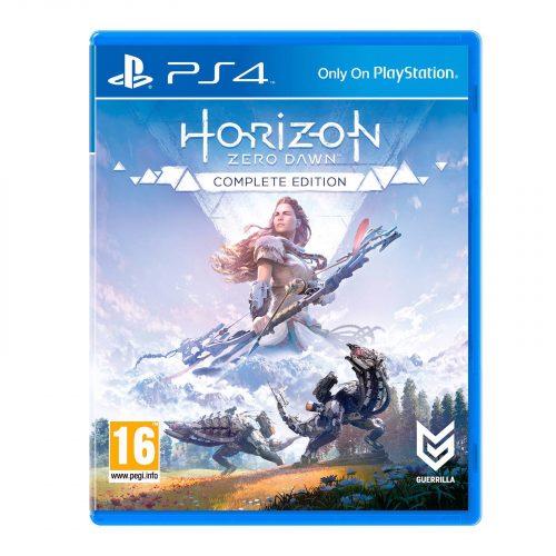 Horizon Zero Dawn Complete Edition voor Playstation 4 voor €14,99