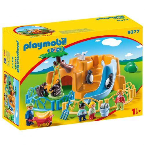 Playmobil – dierenpark – 9377 voor €15,21