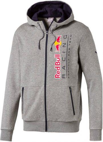 Puma Red Bull Racing Logo Hooded Men's Sweat Jacket voor €55,97