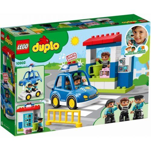 LEGO Duplo Politiebureau voor €13,32