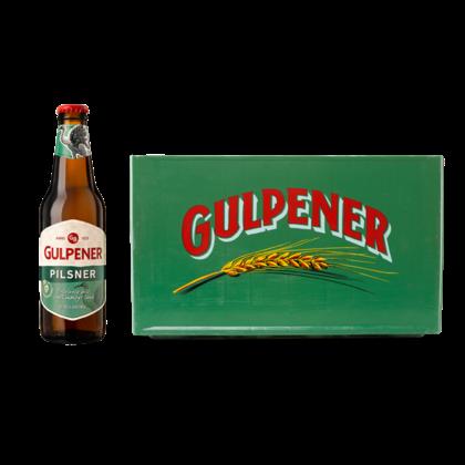 Gulpener 2 kratjes voor de prijs van 1 bij Mitra