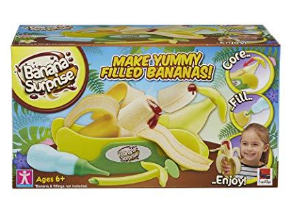 Banana Surprise – Speelgoed – Bananenvuller – voor €0,98