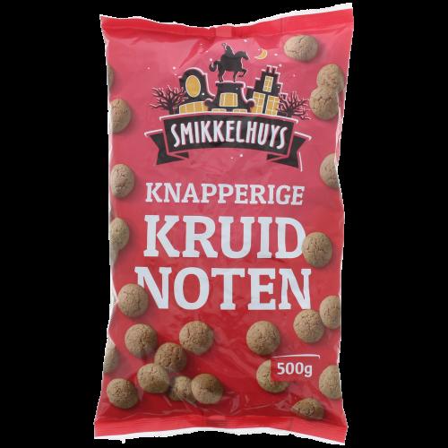 Smikkelhuys kruidnoten 500 gram voor €0,66