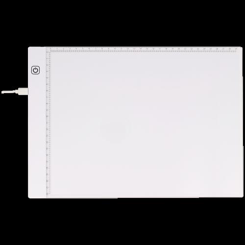 Crafts & Co tekenbord led A4-formaat voor €9,95