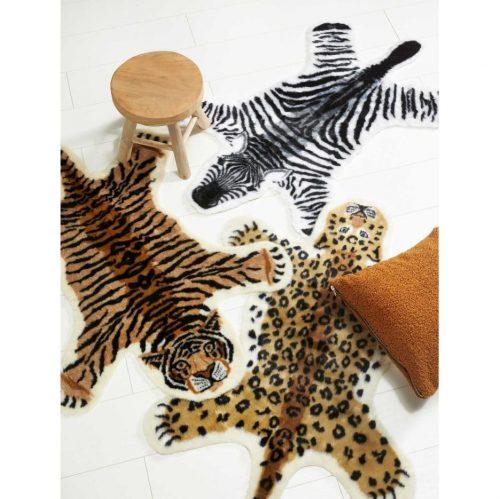 Voerkleed Cheetah of Zebra voor €13,50
