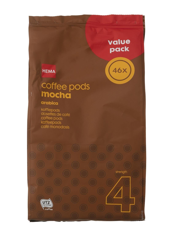 Koffiepads 46 stuks 3 verpakkingen voor €6,50