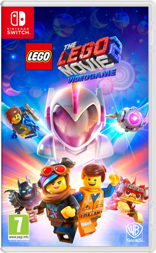 The LEGO Movie 2 Videogame – Nintendo Switch voor €19,99