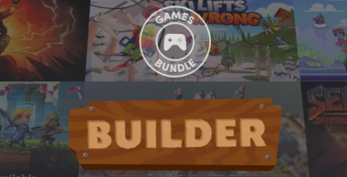 Humble Bundle Builder Bundle vanaf €0,91