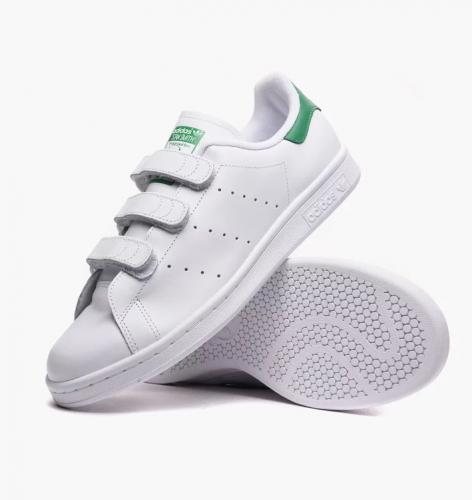 Adidas Stan Smith CF (US 9/12) voor €45