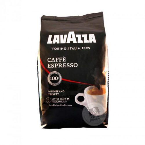 1+1 Gratis op Lavazza Koffiebonen bij Hoogvliet