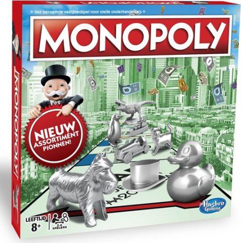 Monopoly Classic – Bordspel voor €19,95