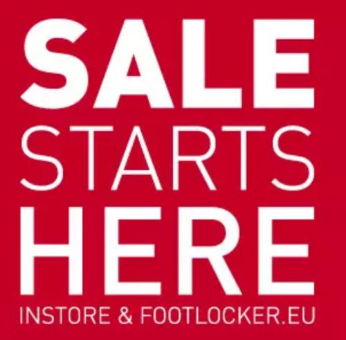 Tot 80% Korting in de Footlocker sale