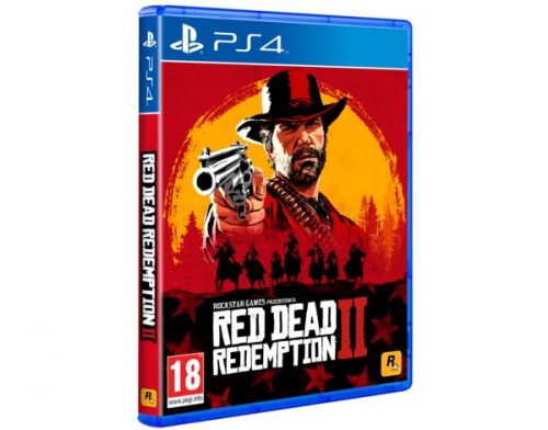 Red Dead Redemption 2 voor Playstation 4 voor €19,98