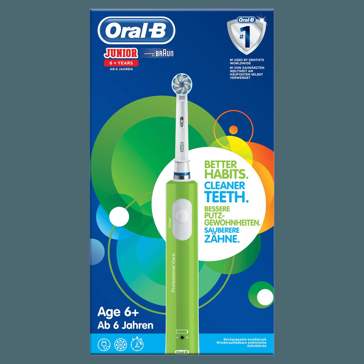 1+1 Gratis op diverse Oral B producten