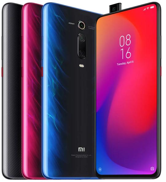 Xiaomi Mi 9T Pro Kortingscode – 64GB Zwart voor €301,81