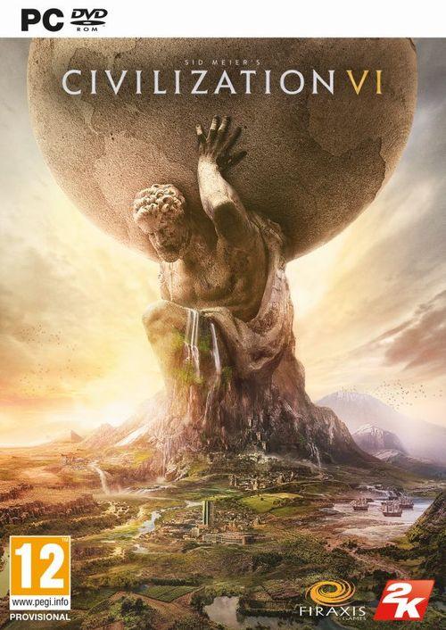 Sid Meier's Civilization VI 6 voor €7,99