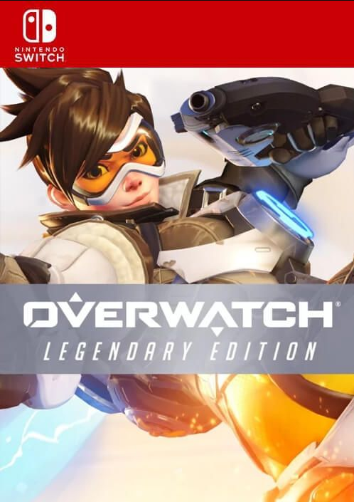 Overwatch Legendary Edition Switch voor €22,79
