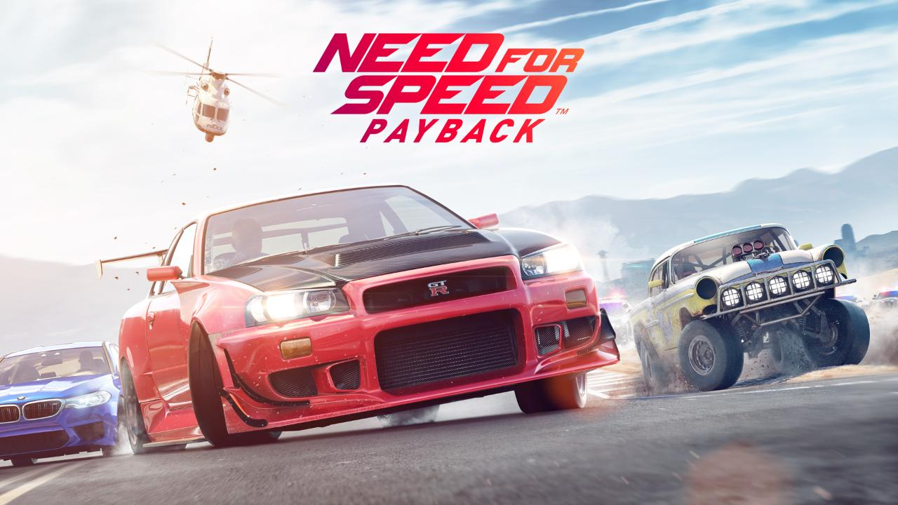 Need For Speed Payback voor €4,99
