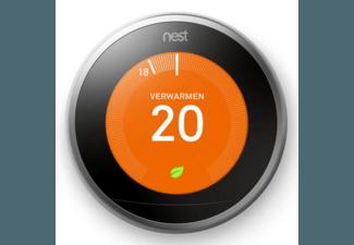 Google Nest Learning thermostaat, 3e generatie voor €159