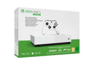 Xbox One S All-Digital 1TB voor €157