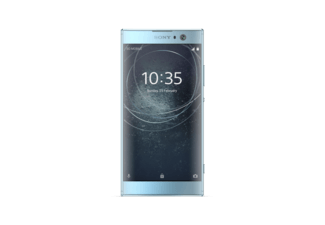 Sony Xperia XA2 – 32 GB geheugen – Blauw voor €137