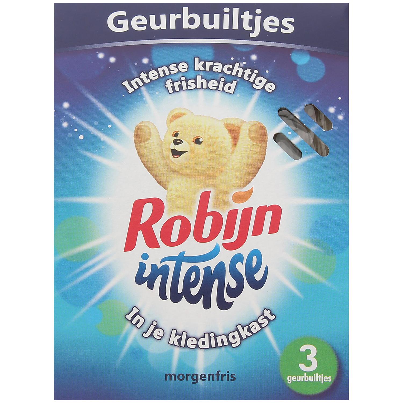 Robijn geurbuiltjes Intense 3 stuks voor €1,69