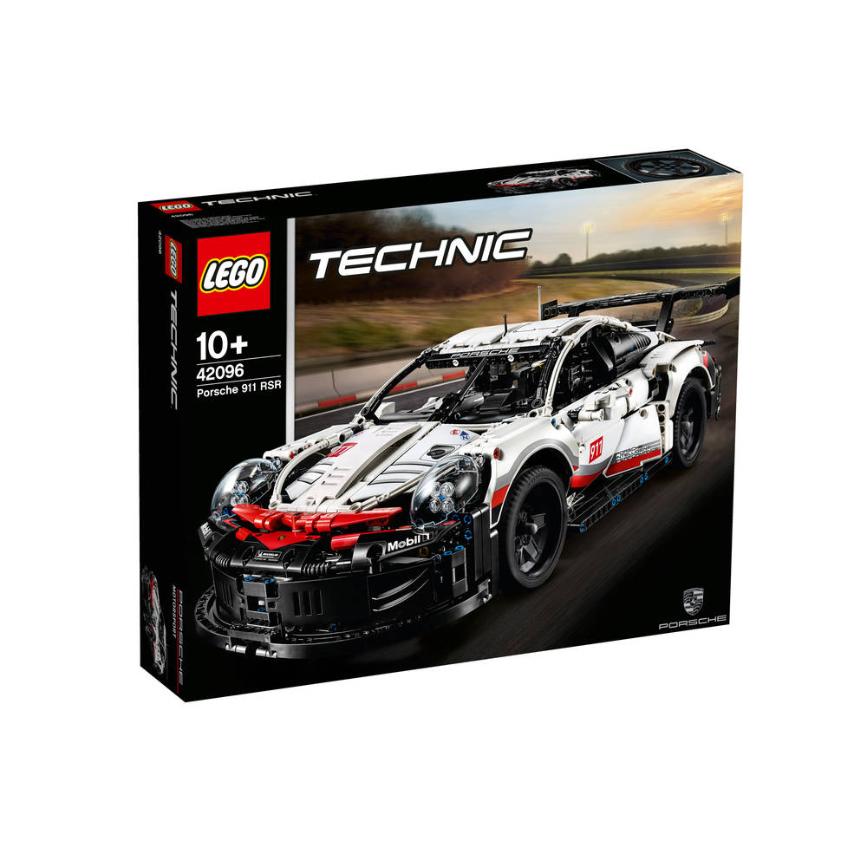 LEGO Technic Porsche 911 RSR – 42096 voor €93,49
