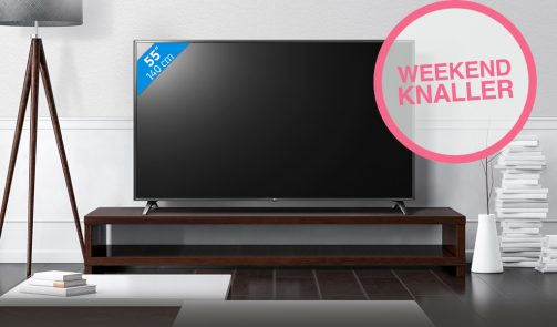 LG 55UM7100 – 4K Ultra HD Smart TV voor €429