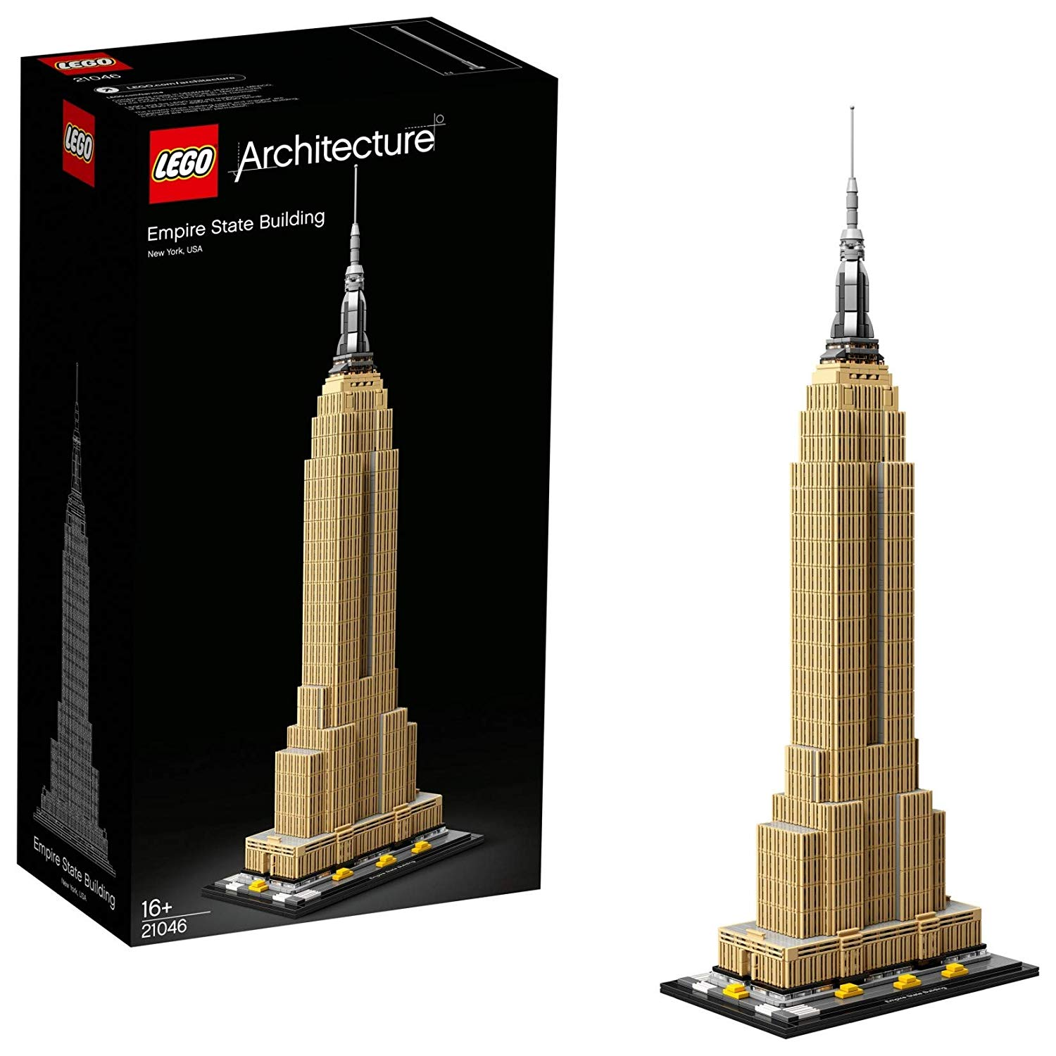 LEGO Architecture – Empire State Building voor €64,99