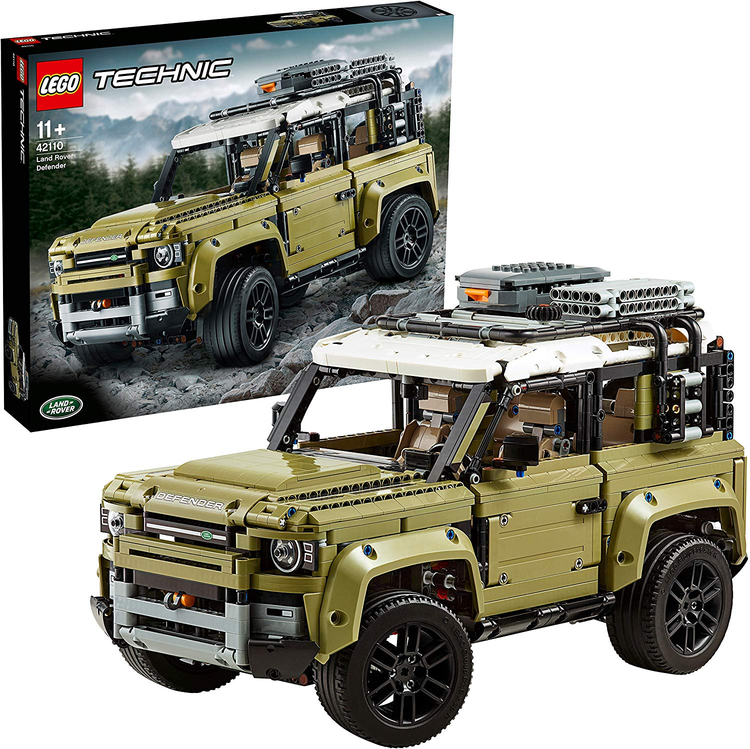 LEGO Technic Land Rover Defender – 42110 voor €142,70